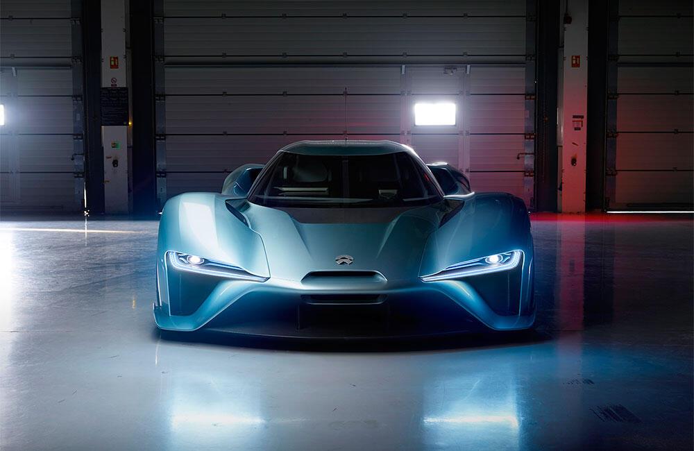 NIO EP9 Mobil Elektrik Tercepat Di Dunia !