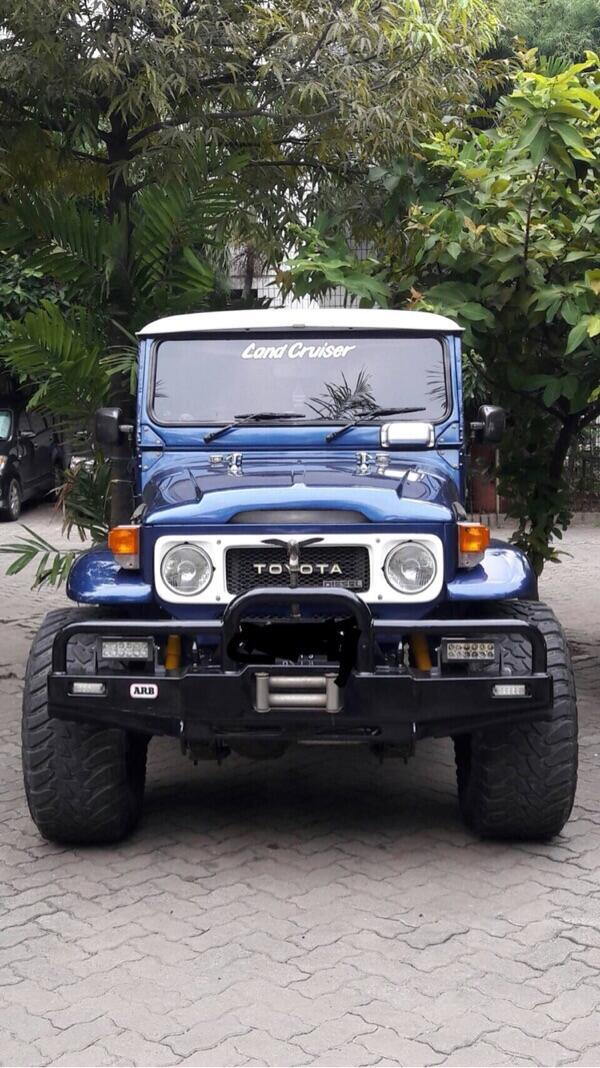 Dijual Mobil Bekas Jakarta Timur Toyota Hardtop 1982 ...