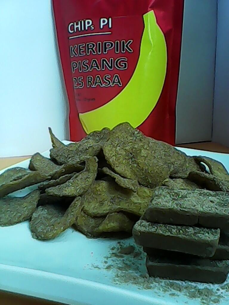 Chips Pi Kripik Pisang Dengan 31 Varian Rasa Kaskus Keripik By Mulqi