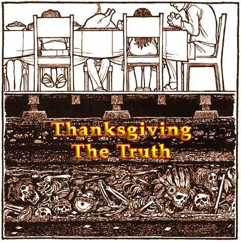 Thanksgiving Amerika 'Genosida Paling Brutal yang Pernah Ada di Dunia'