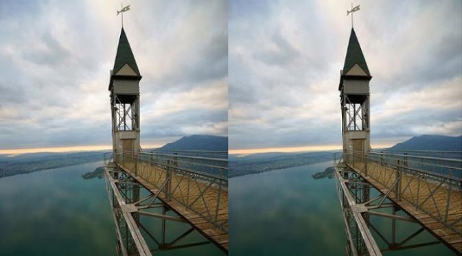 6 Lift Teraneh yang Pernah Ada di Dunia