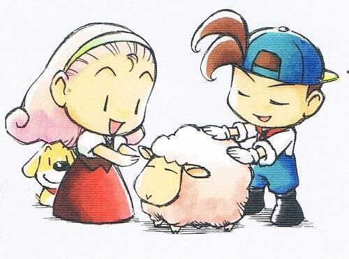 Main Harvest Moon, Siapa Cewe Favorit Agan?