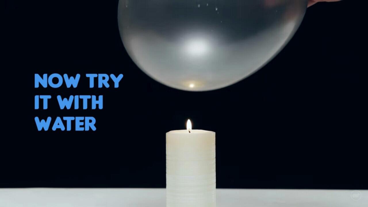 8 Trik Menakjubkan Pakai Air yang Berharap Diajarkan Saat Kita SD