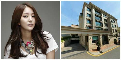 5 rumah super mewah para artis korea gan kaskus