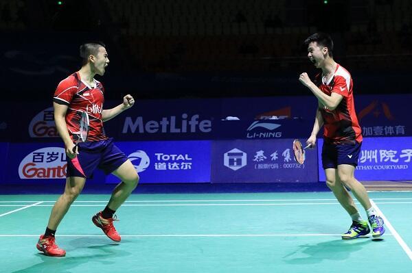 Ayo Dukung Wakil Indonesia di BWF Superseries Final
