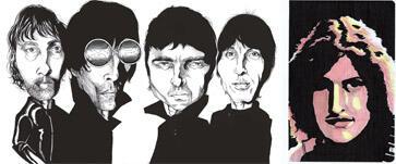 7 Lagu Tenar Dari Band Terkenal, Yang Di Duga Membajak Band Lain
