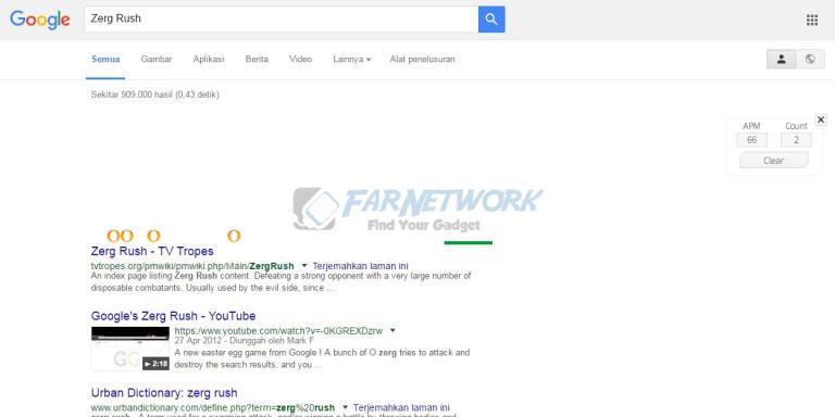 Belum Tahu kan ? Ada 7 Game Tersembunyi di Google yang Harus Kamu Mainkan.