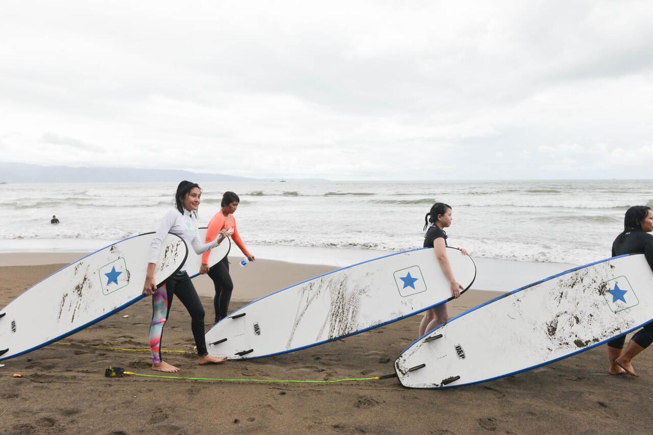 Step by step belajar surfing
