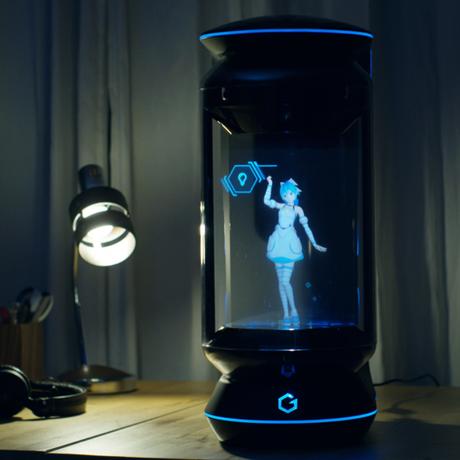 """""""Gatebox"""", Gadget Yang Dijuluki sebagai Virtual """"Waifu"""" Assistant"""
