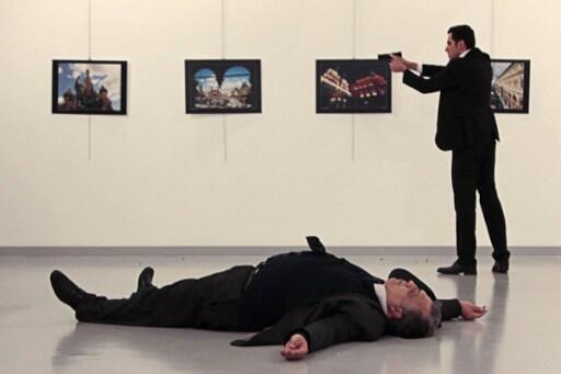 Kenapa Dubes Russia Untuk Turki Dibunuh