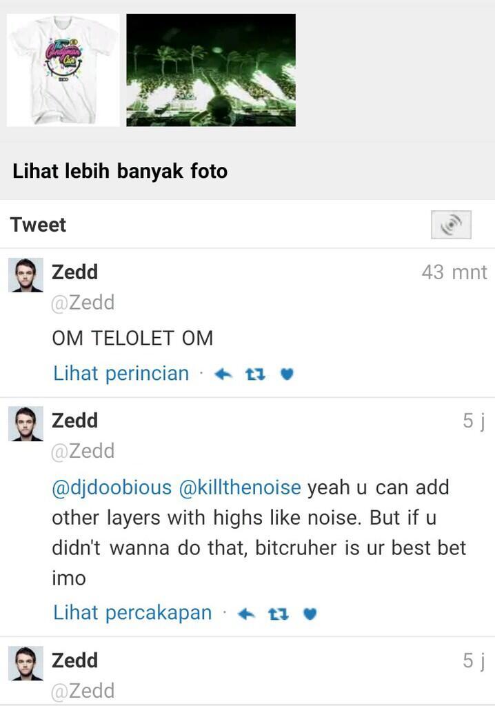 Om Telolet Om , kini mendunia!