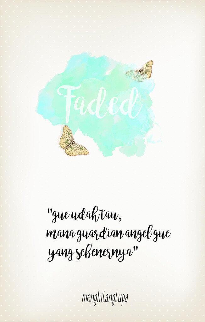 FADED...