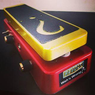 Pedal Effect Guitar Builder dari Indonesia