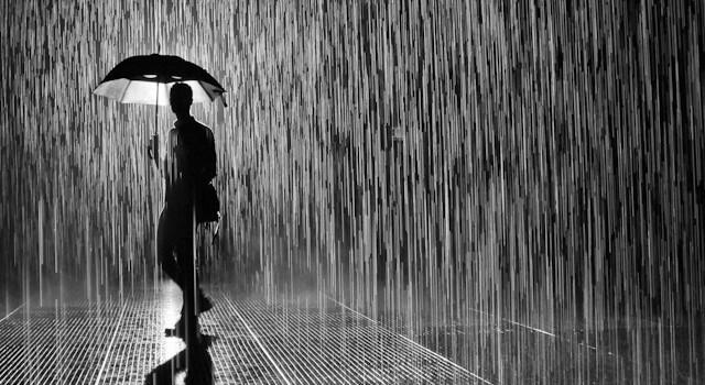 53 Gambar Orang Hujan HD