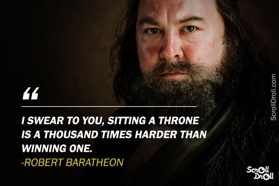 10 Quotes terbaik di film Game of Throne