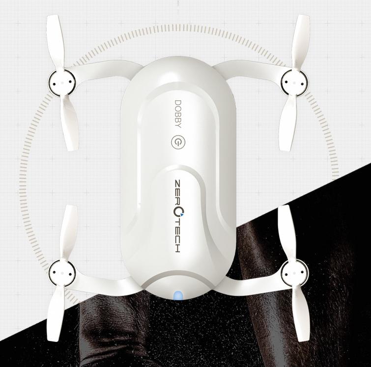 Dobby, Drone Mungil dengan Segudang Fitur Canggih dari ZeroTech