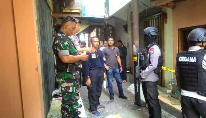Ledakan Keras Terjadi di Angke, Jakarta Barat