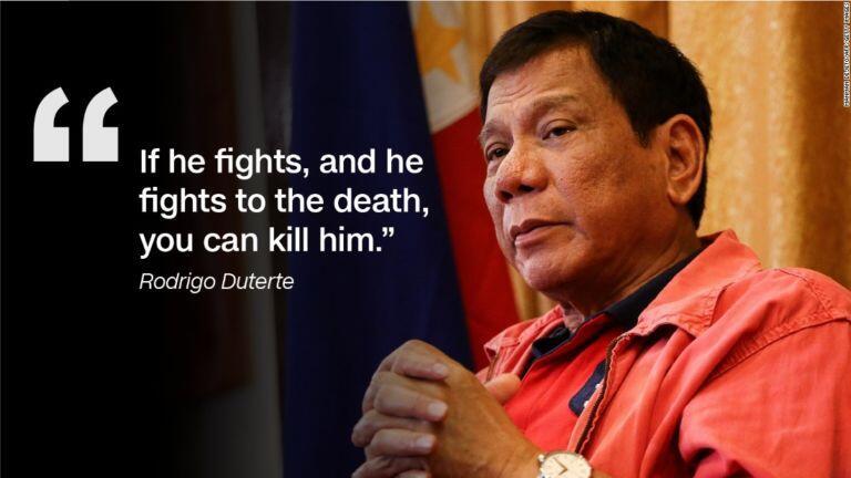 Presiden Duterte: Filipina Siap Keluar dari PBB Bila Kritisi Hukum Kami