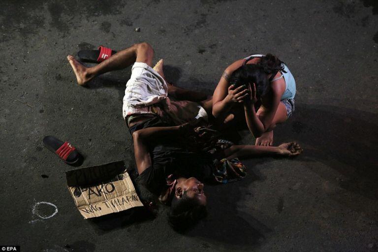 Presiden yang Berlaku Seperti Preman Berhasil Menurunkan Angka Kriminalitas Filipina