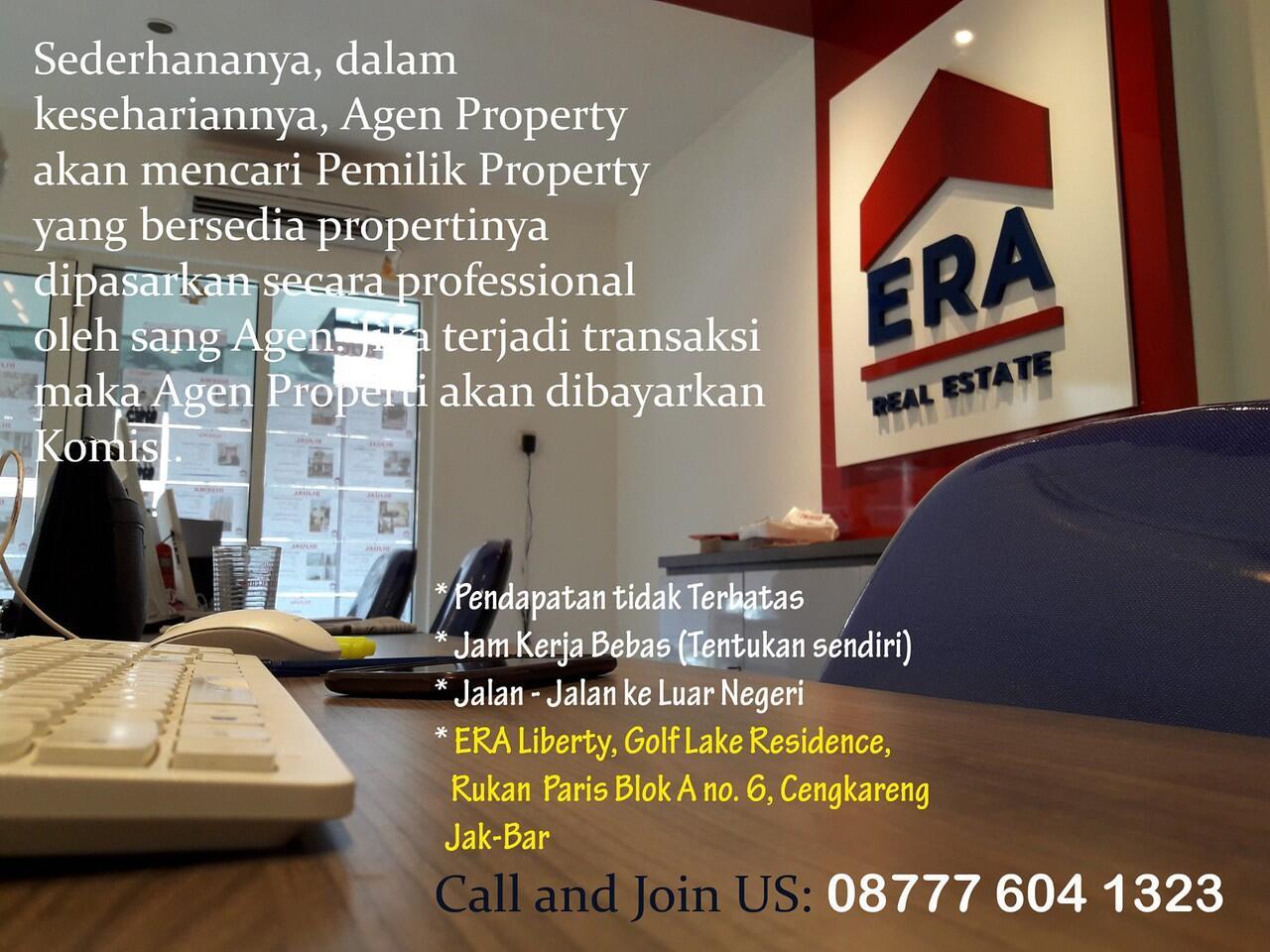 Real Estate Agent - Dibimbing Sampai Sukses