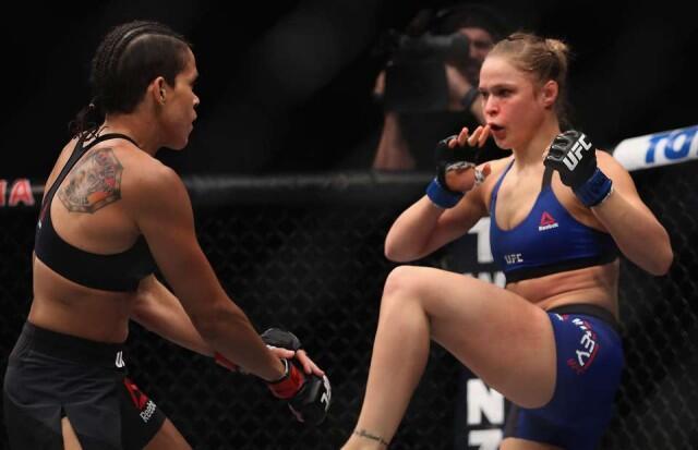 Sudah Saatnya Ronda Rousey Pensiun Dari UFC (Bagaimana Pendapat agan?)