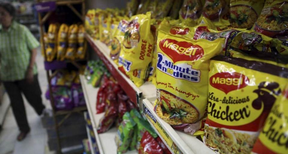 Indomie Masuk 10 Besar Merek Terbanyak Dibeli di Dunia Tahun 2016