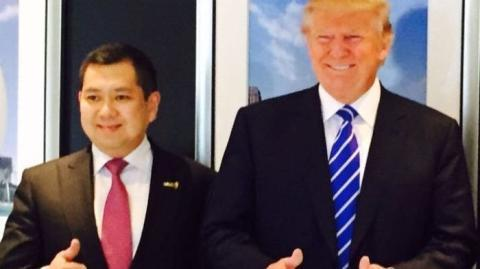 Ikuti Jejak Donald Trump, Hary Tanoe Berniat Calonkan Diri Jadi Presiden