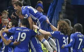 Chelsea menjadi juara paruh musim,apakah bisa jadi Juara Liga?
