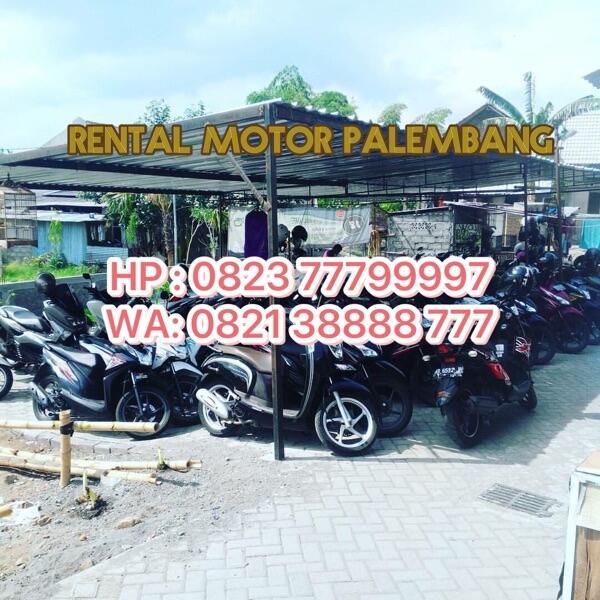 Rental / Sewa Motor di Palembang