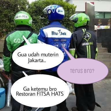 MASUK! Kumpulan Meme FITSA HATS yang Lagi Viral Gan!