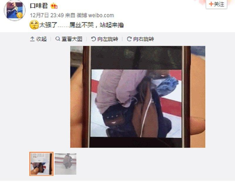 Pervert Caught Masturbating To Models At Chinese Auto Show  Kaskus-9929