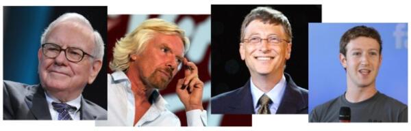 5 Kebiasaan Positip Para Milyarder Sukses