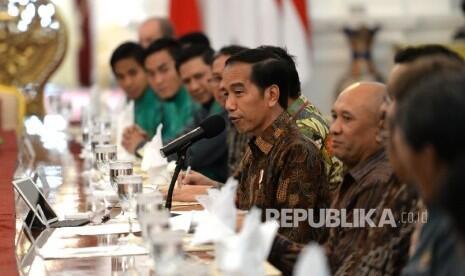 Presiden Jokowi Jadwalkan Ratas Bahas Sepak Bola Nasional