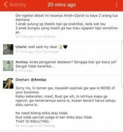 Annisa Pohan Minta Maaf Setelah 'Ngamuk' di Path, Ini Nasehat Netizen