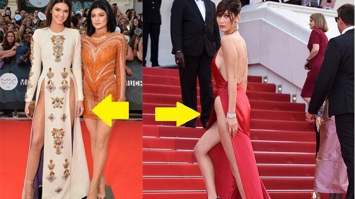 Celana Dalam Apa yang Dipakai Untuk Dress 'No Underwear' Ini? Kepoin Yuk!