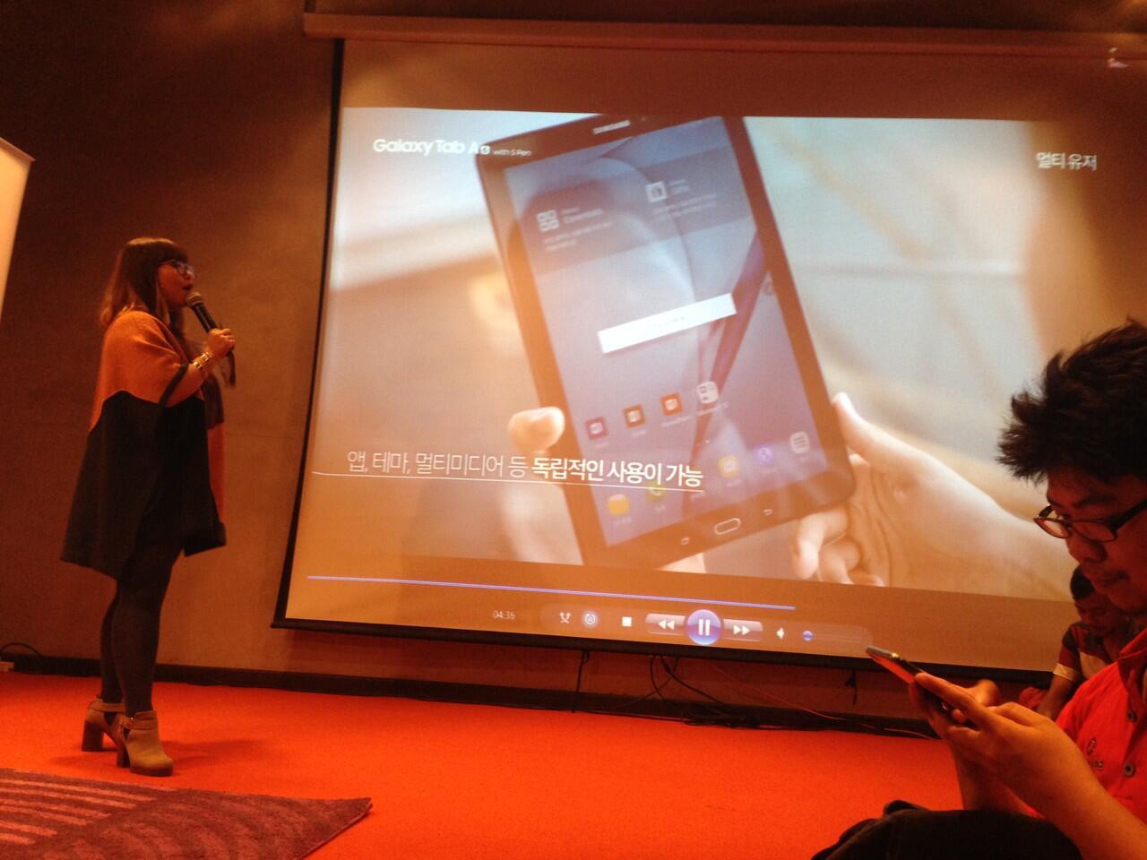 [FR] Samsung Galaxy Tab A6 2016 With S Pen Bikin Agan Dan Sista Lebih Produktif