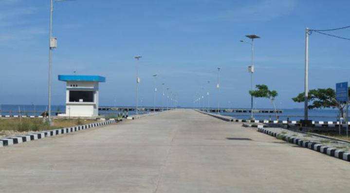 Pelabuhan Mewah yang Diresmikan Jokowi Jadi Pelabuhan Hantu