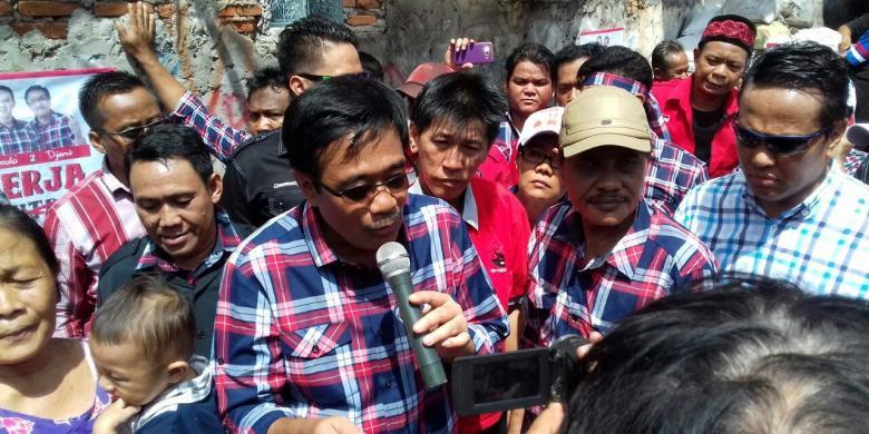 Djarot Tak Setuju Desain MRT Diubah