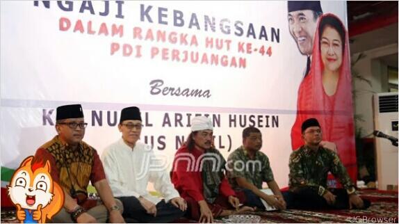 #Gus Nuril: Ada Donatur Asing Memecah Belah Indonesia