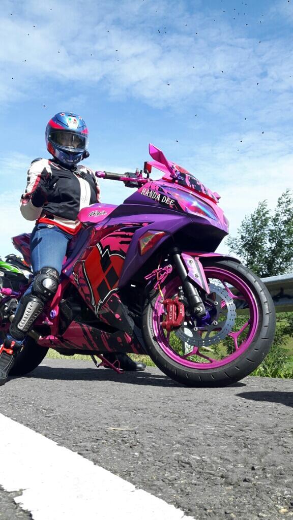 Suka Duka Biker Cewek /ladybikers