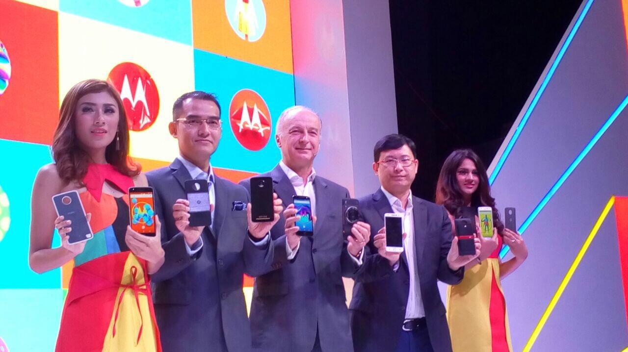 [Field Report] Intip Keseruan Launching Smartphone Keren Moto Z Yuk Gan!