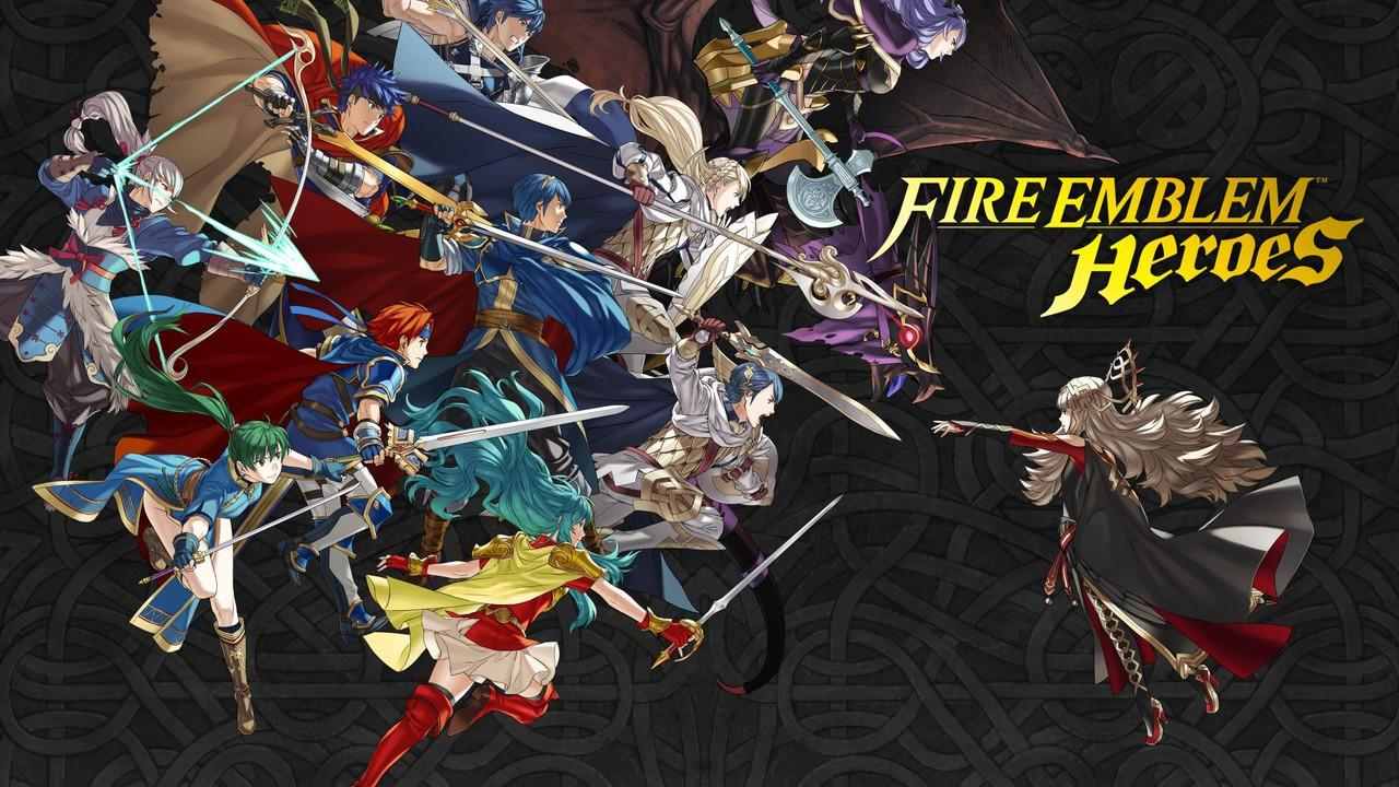 [IOS/ANDROID] Fire Emblem Heroes By Nintendo