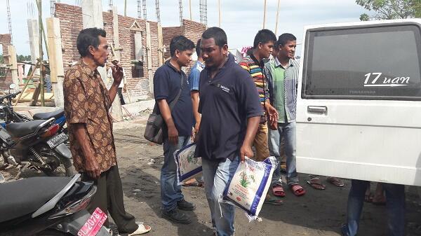 FR Penyerahan Donasi KASKUS PEDULI Gempa Aceh
