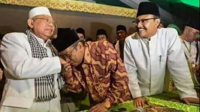 Said Aqil: Mestinya Ahok Hormati Ketua MUI