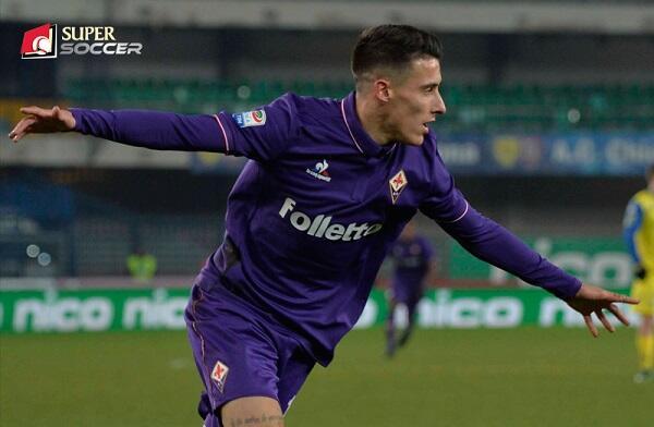 Buah Kepercayaan Diri Fiorentina