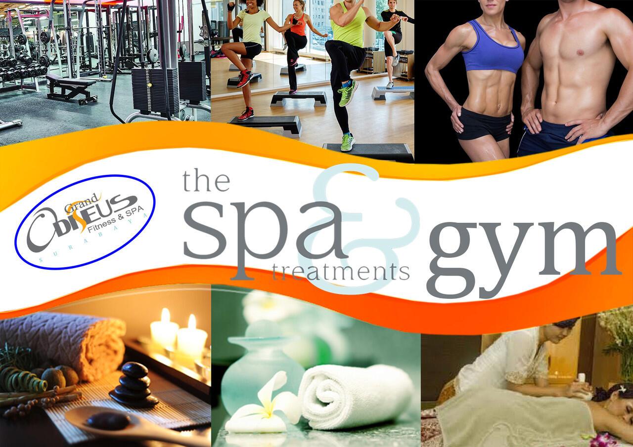 PT. Odiseus International Spa & Gym