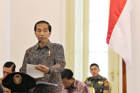 Jokowi Restui Perombakan Direksi Pertamina
