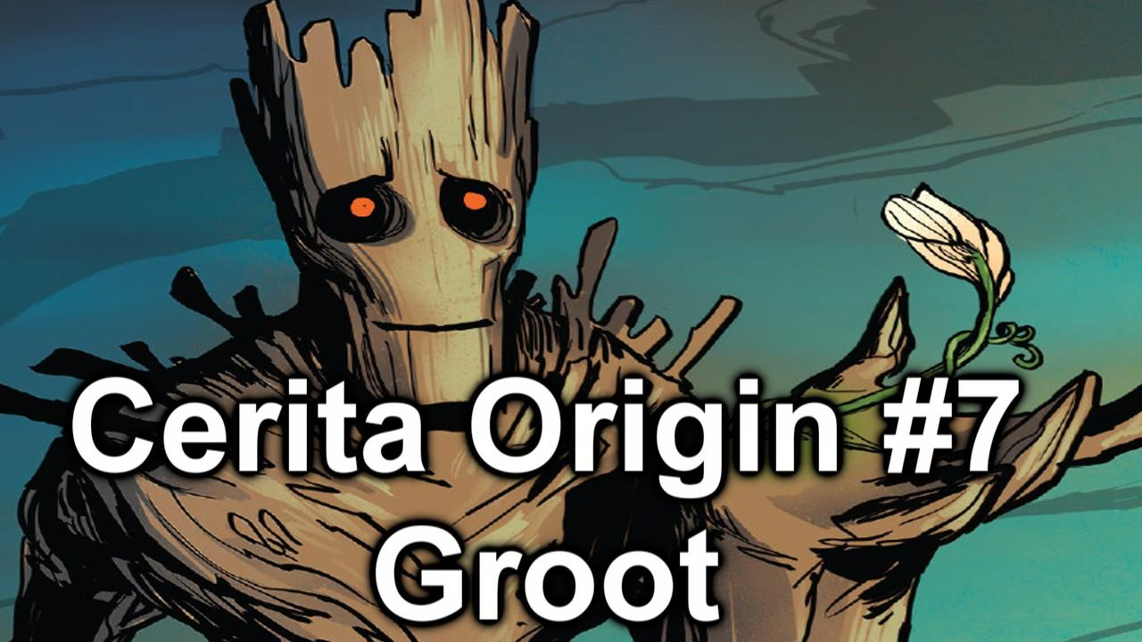 Asal-usul Groot salah satu anggota Guardians of the Galaxy!