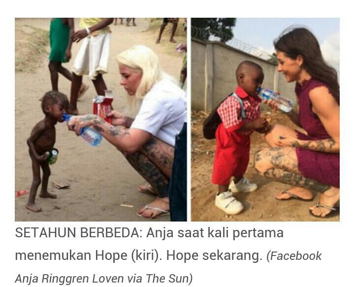 Kabar Hope, Balita Penyihir yang Menyentuh Dunia