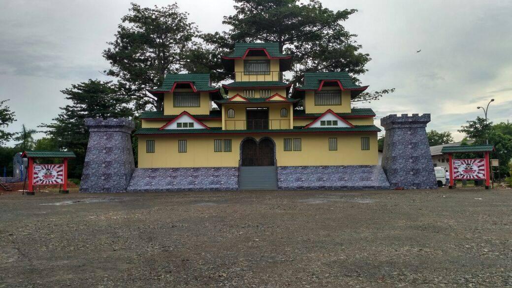 Benteng Takeshi Indonesia: Cak Lontong Digadang-gadang jadi Yang Mulia Raja